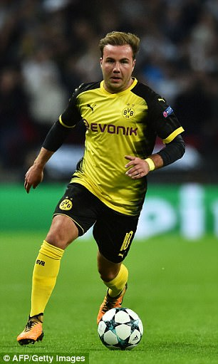 Rumour Rater: Gotze, Navas and more