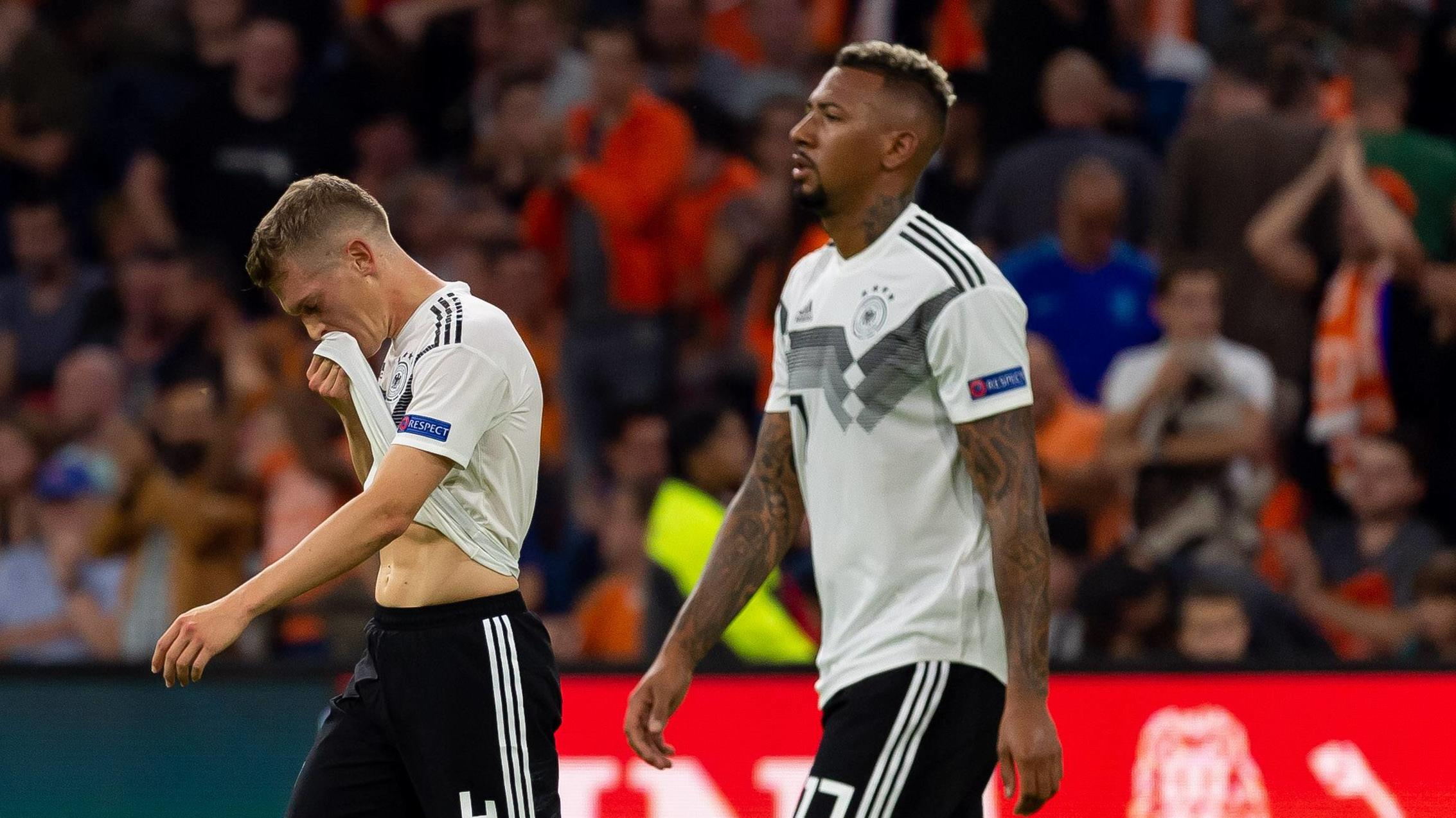 The sudden decline of Die Mannschaft is no joke