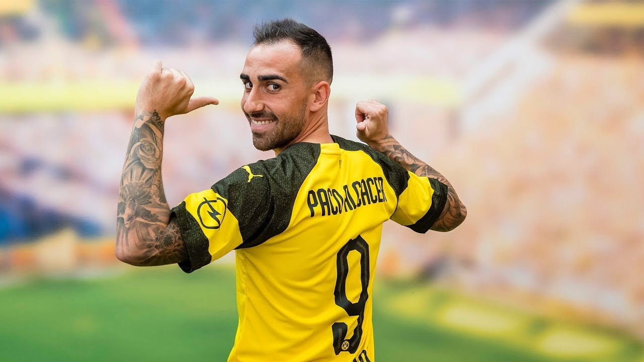 Paco Alcácer – a clear solution and the dilemma in disguise