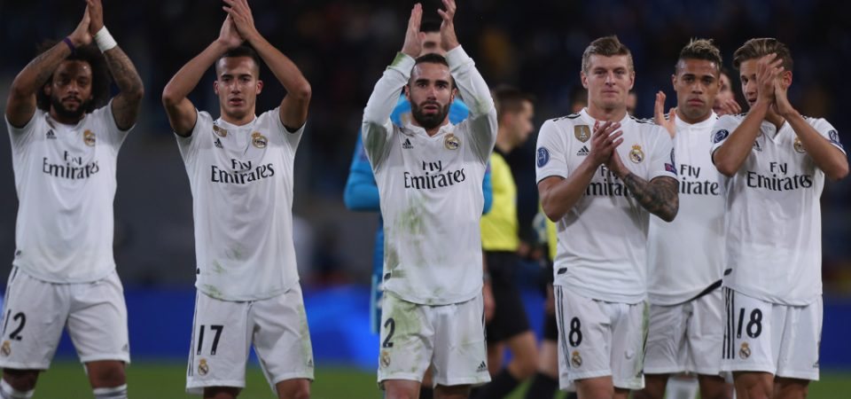 Three reasons why Real Madrid won't win the Champions League this year
